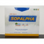 SOPALPHA 18 sachets 90 grams