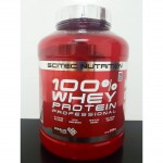 Whey Protein Professional 2350 gr 5,18 lbs Scitec Nutrition
