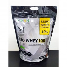 Muscle First Pro Whey 100 10 lbs 4535 gr
