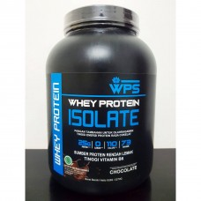 WPS Whey Protein Isolate 5 lbs