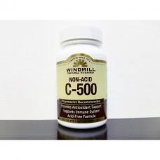 Windmill Vitamin C 500mg 60 tabs