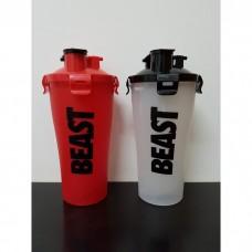 Shaker HYDRACUP BEAST Dual Shaker 700 ml (Merah, Putih)