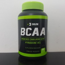 BCAA Evolene 60 caps