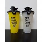 Shaker HYDRACUP GET SHIT DONE Dual Shaker 700 ml (Kuning, Putih)