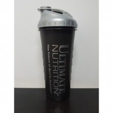 Shaker Ultimate Nutrition 700 ml HITAM