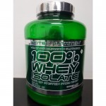100% Whey Isolate 2000 gr 4,4 lbs Scitec Nutrition