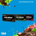 DNI Whey Protein Blend 600 gr 15 sachet