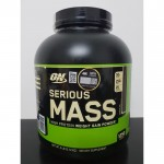 Serious Mass ON 6 lbs