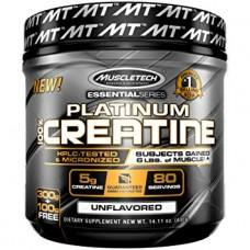 Platinum Creatine Muscletech 400 gr