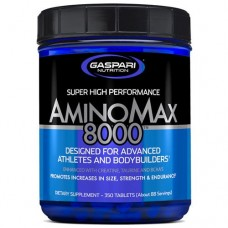 Amino Max 8000 Gaspari 350 tabs