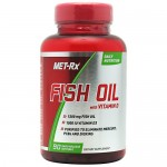 Fish Oil with Vitamin D Met-Rx 90 softgels
