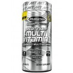 Platinum Multivitamin Muscletech 90 caps