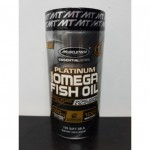 Platinum Fish Oil Muscletech 100 caps