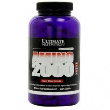 AMINO 2000 330 tabs Ultimate Nutrition