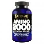 AMINO 2000 150 tabs Ultimate Nutrition