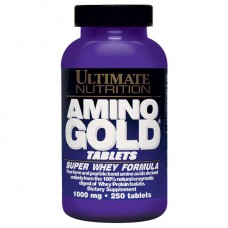 AMINO GOLD 250 tabs Ultimate Nutrition
