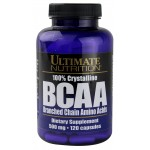 BCAA ULTIMATE 500mg, 120 caps