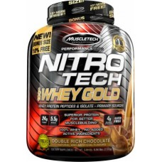 Nitrotech Whey Gold Muscletech 5,5 lbs