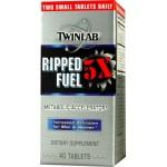 Ripped Fuel 5x Twinlab 40 tabs
