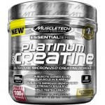Platinum Creatine Muscletech 400 gr